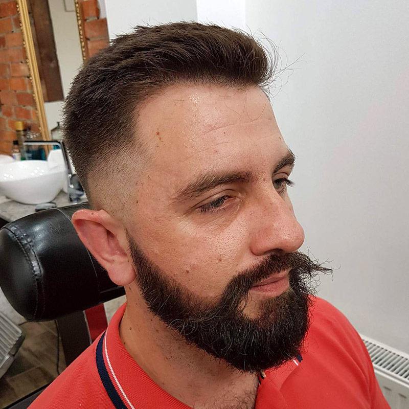 Barber Shop Kołobrzeg Golibroda Fryzjer Męski
