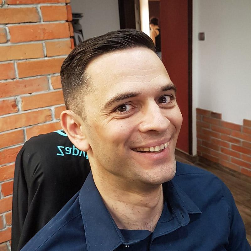 Barber Shop Kołobrzeg Golibroda Fryzjer Męski Tel48 668583555