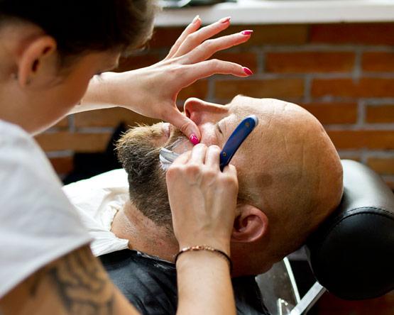 Barber Shop Kołobrzeg - usługi barberskie